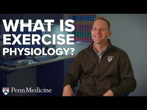 What Is Exercise Physiology? | Penn Medicine Sports Cardiology