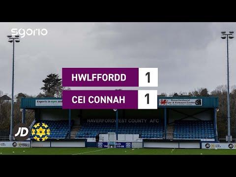 Haverfordwest Connahs Q. Goals And Highlights