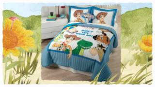 Colorful Kids Bedding Sets - Personalized Blankets
