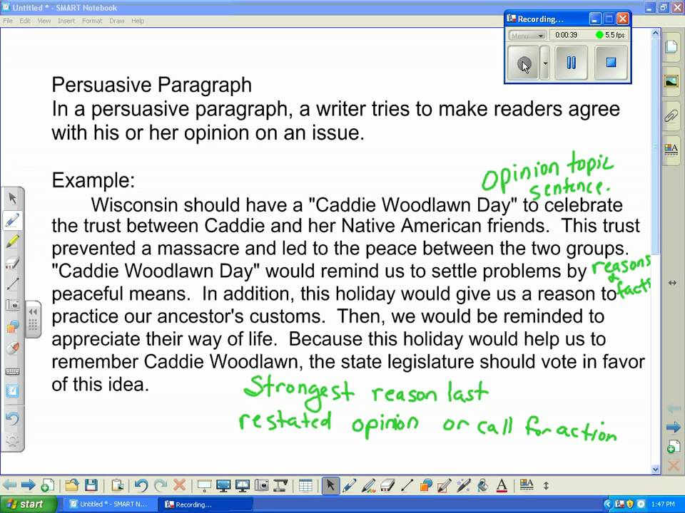 persuasive essay paragraphs Go to to learn more about introductory paragraphs and writing persuasive essays.