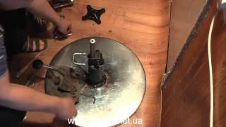 видео Ремонт и перетяжка мебели для парикмахерских и салонов красоты в Москве