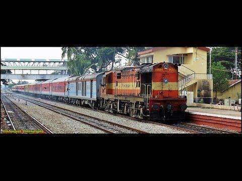 Jaipur Yeswantpur Premium Special Express.