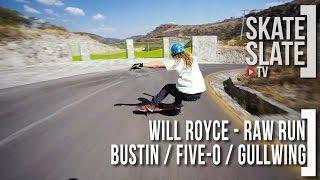 "William Royce - Alex ""Bad Decisions"" Ameen Raw Run - Skate[Slate].TV"
