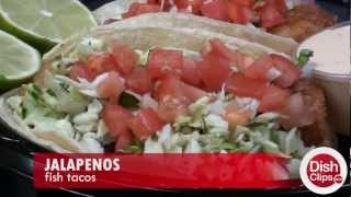 Jalapenos - Fish Tacos