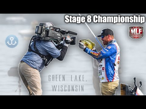 Championship Day! Fishing for $100,000 against 10 guys on Green Lake