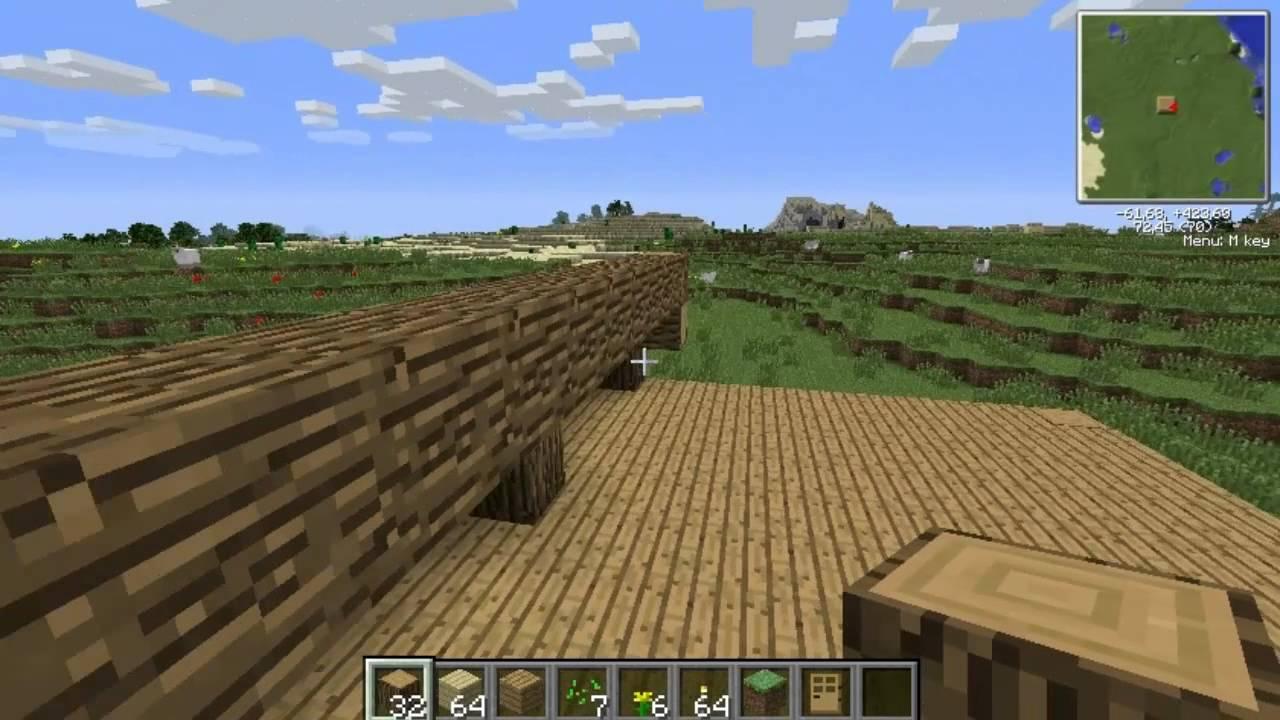 Minecraft Anfänger Haus Bauen YouTube - Minecraft anfanger hauser