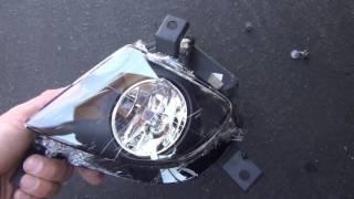 BMW 3 Series E90 Fog Light Replacement DIY