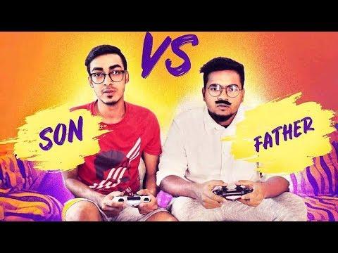 Father Vs Son (Rap Battle) | Episode 1| Fusion Productions