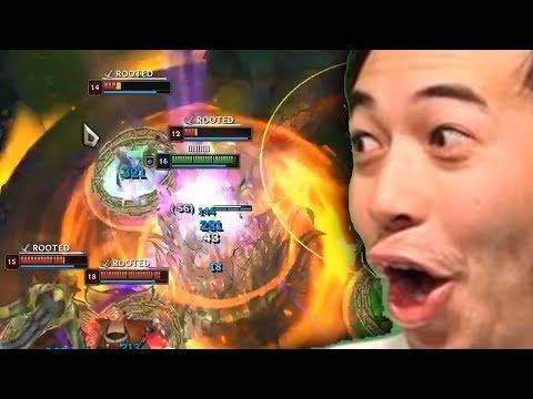 DER AOE GOTT!!!  | Stream-Highlight [edit. Gameplay]