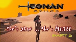 Conan exiles sex mod