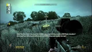Operation Flashpoint 2: Dragon Rising Mission 2 Walkthrough