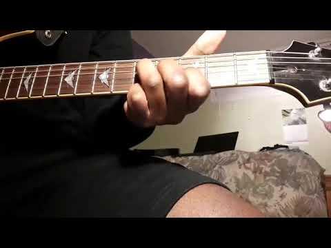 Naza, Dadju & Aya Nakamura - Moi je verifie Demo Guitare