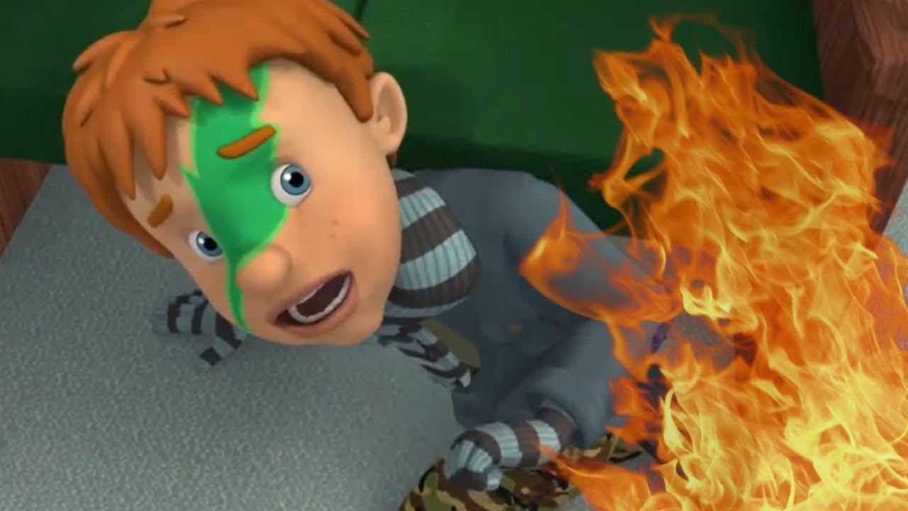 Kastélyok és királyok | Sam a tűzoltó ⭐️ Tűzoltó videók | Rajzfilmek gyerekeknek