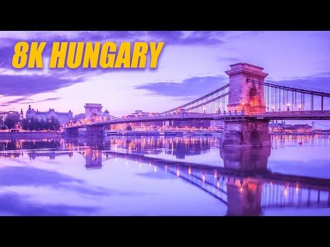 Hungary in 8K HDR 60FPS DEMO