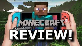 Minecraft: Nintendo Switch Edition Review! Best Version Yet?