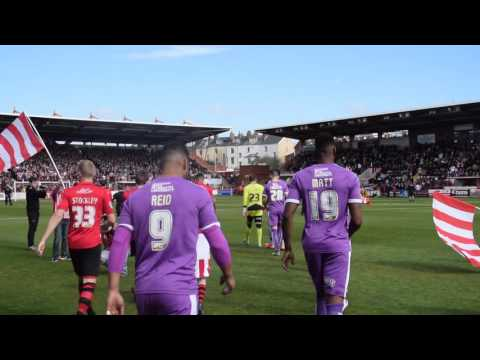 Matchday Moments - Exeter v Argyle