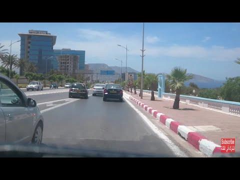 visite oran Algérie avec Malik Ouldlala 2016 06 19 وهران الجزائر