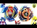 EPIC BATTLE:SS Drain Fafnir .8.Nt vs UI Strike God Valkyrie.6V-Free/Valt-Beyblade Burst Evolution神50