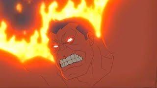 Марвел | Мстители: Революция Альтрона | Серия 22 Сезон 3 - Воинствующий Халк