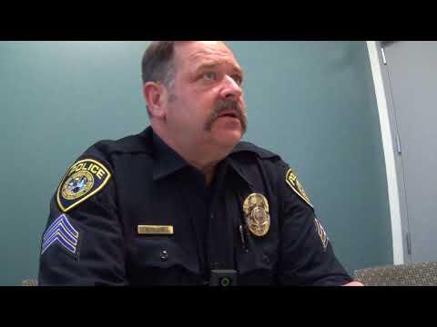 Gun drawn on CCW/complaint interview