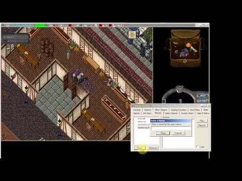 Ultima Online: COMPREHENSIVE Razor Tutorial (and More