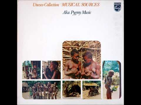 Unesco Collection MUSICAL SOURCES - Aka Pygmy Music