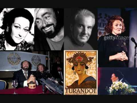 Turandot. Giacomo Puccini. Zubin Mehta. Finale Turandot Calaf.