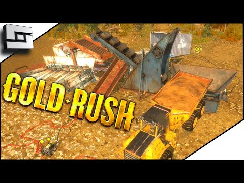 UPDATE WASH PLANT CONVEYOR! Gold Rush Gameplay E7