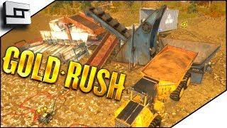 update wash plant conveyor gold rush gameplay e7