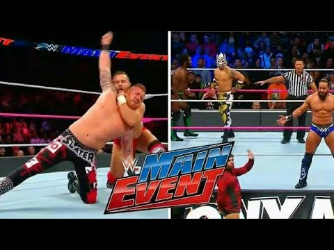 Download WWE Main Event 10/6/2017 Highlights HD - WWE Main Event 6th October 2017 Highlights HD