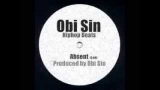 Obi Sin - Absent (Old School Hiphop Beat)