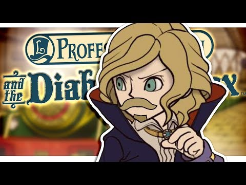 【 Professor Layton And The Diabolical Box 】ENDING!