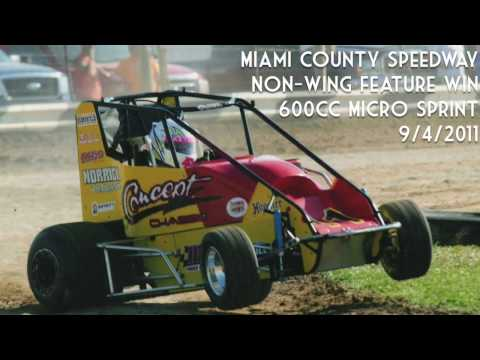 Throwback Feature Win (Miami County Speedway)