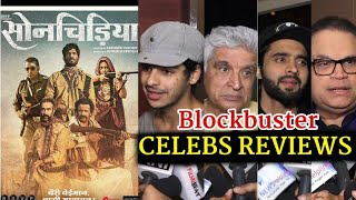 Sonchiriya Movie Celebrities Review | Super Hit | Sushant Singh Rajput, Bhumi