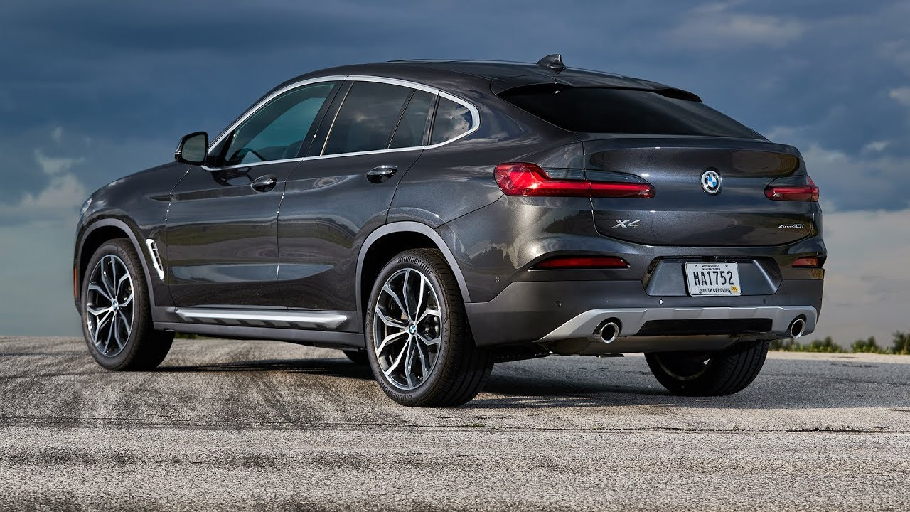 Bmw X4 Xdrive30i Xline Sophisto Grey Xirallic South