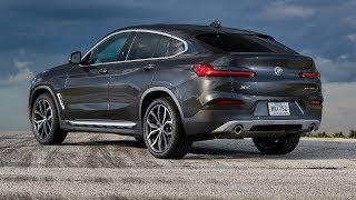BMW X4 xDrive30i xLine | Sophisto Grey Xirallic | South Carolina Media Event | Exterior, Interior