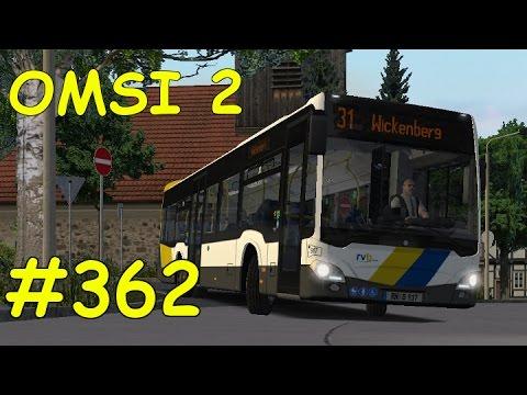 Let's Play OMSI 2 Teil 362 - Linie 31 Gellenberg - Wickenberg [Rheinhausen] | Liongamer1