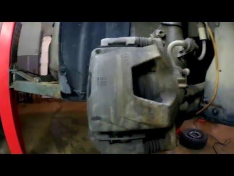 Замена ремкомплекта тормозных суппортов Лачетти