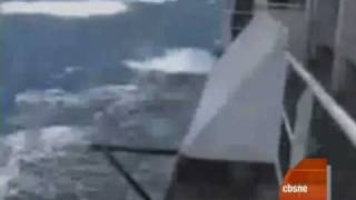 Cruise Ship Hit by 26 Ft. Waves, 2 Dead