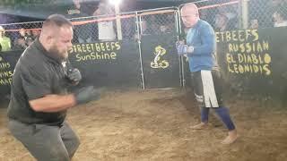 DIRTY DEVIL VS CROOKED ARM CHARM MMA  ALTERNATE ANGLES
