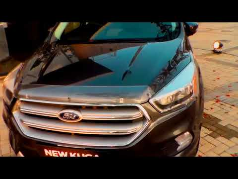 Ford Kuga launch – Port Alfred – 19 Sept 2017