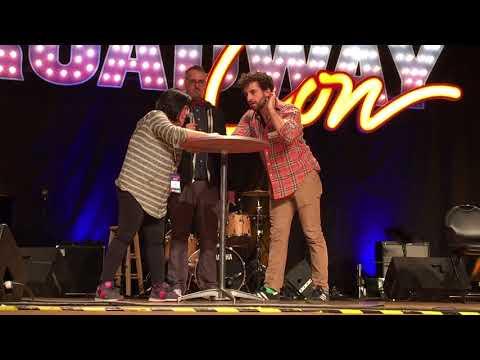 BroadwayCon 2018 - Broadway Game Night (1/27/2018)