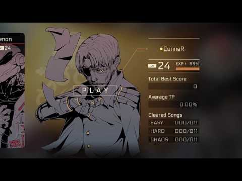 Cytus II - ConneR Song list