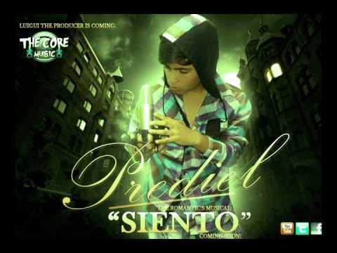 PREDIEL - SIENTO (The Core Music, Luigi The Producer)
