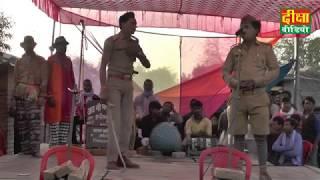 संगीत दौलत की जंग उर्फ गंगा बनी डाकू भाग – 12  रमुवापुर सीतापुर की नौटंकी diksha nawtanki 6393362758