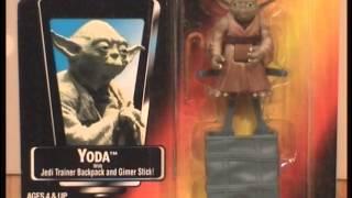 POTF 2  Yoda Lando Calrissian Luke Dagobah X Wing Tie Fighter Pilot  Fantastic  263  Teil 3