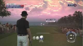 Tiger Woods 14 Career Gameplay Walkthrough Part 3 - US Open Championship Amateur