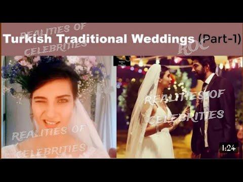 Turkish Wedding Traditions - Myth And Belief - Tuba Büyüküstün & Engin Akyürek The Dream Couple