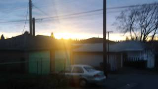 Daily Vlog #13 Sunset in Vancouver BC