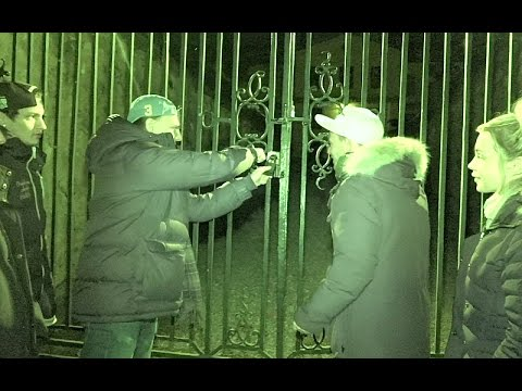 Vlogg | Läskigaste spökjakten hittills